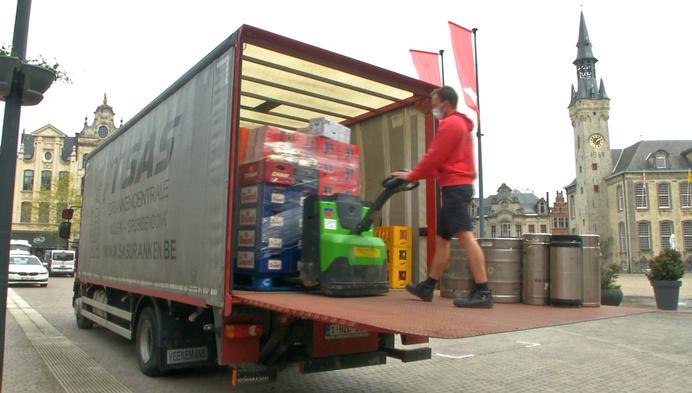 """Lierse horecazaken worden beleverd: """"Uitkijken naar opening"""""""