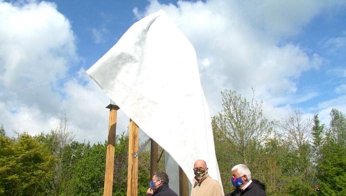Eerste vleermuistoren van Klein-Brabant opent in Puurs-Sint-Amands