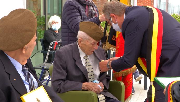 3 oud-strijders krijgen 76 jaar na bevrijding medaille