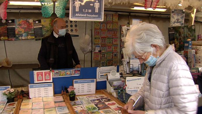 Heistse 'voddenmarkt' na meer dan een jaar weer open