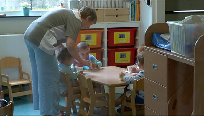 Kinderopvang vraagt waardering en erkenning