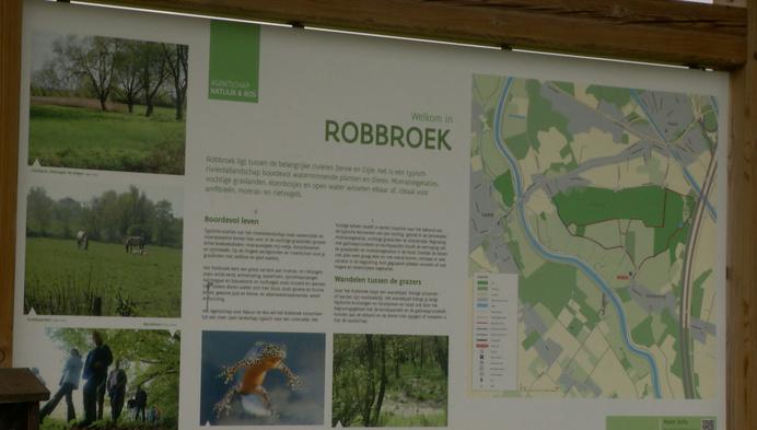 Natuurgebied Robbroek wacht op goedkeuring voor Natuurpark Rivierenland