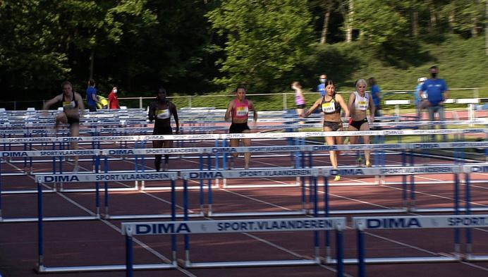 Vanoppen bevestigt EK-limiet op 1500m met winst