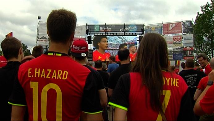 Amper grote schermen voor EK voetbal, wel in Heist-op-den-Berg