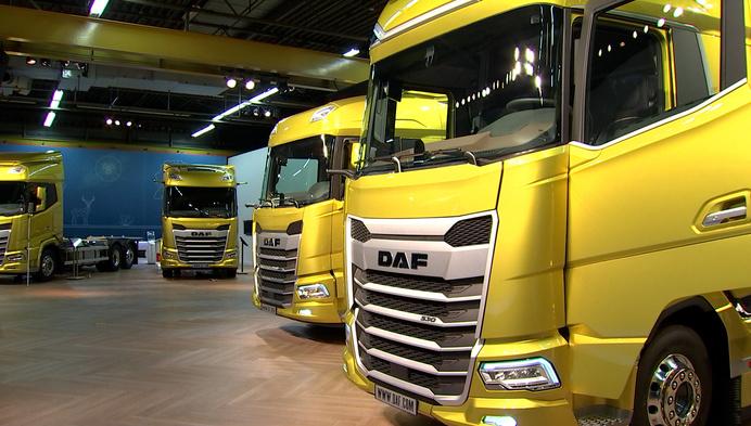 Nieuwe trucks voor DAF, tientallen werkzekerheid in Oevel