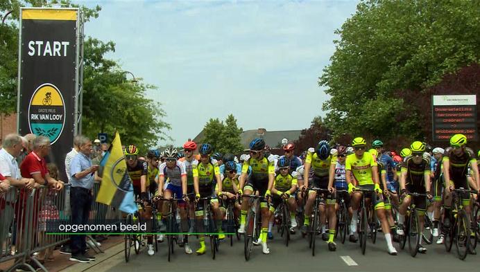 Louis Blouwe wint 3e GP Rik Van Looy