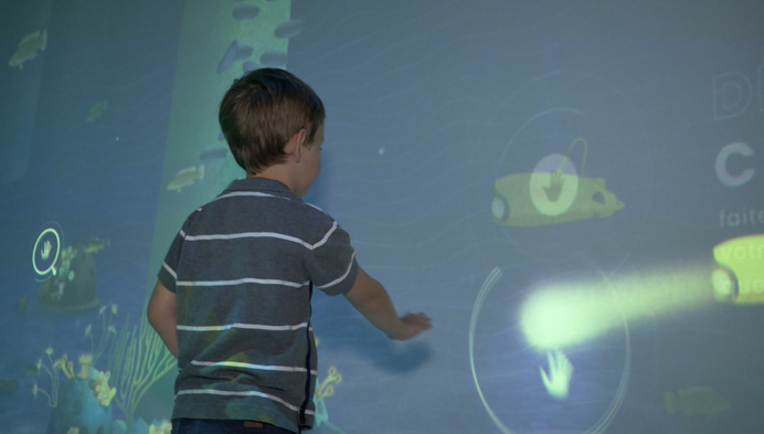 Nieuwe expo Technopolis dompelt jong en oud onder in zee