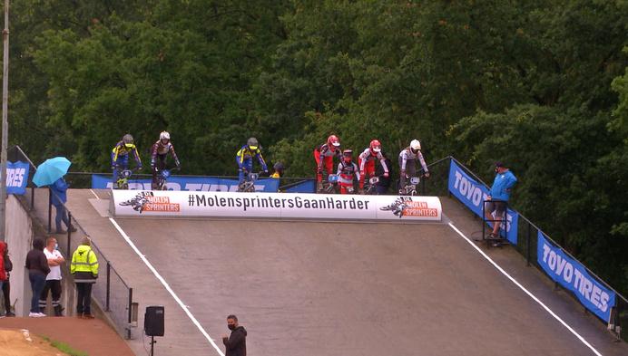 Regiorenners blinken uit op Belgisch Kampioenschap BMX