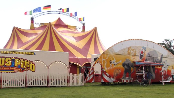 """Circus Pipo mag weer optreden: """"emotioneel moment"""""""