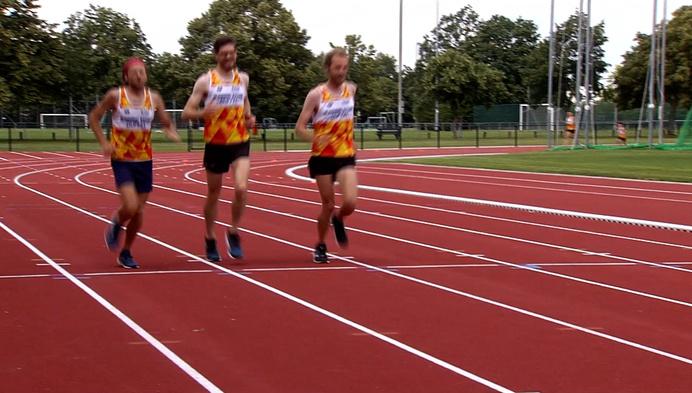 Eindelijk weer wedstrijden in Mechelen dankzij nieuwe atletiekpiste