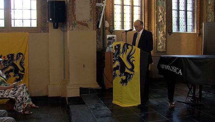 Laatste Vlaamse Feestdag voor burgemeester Boogaerts in Lier