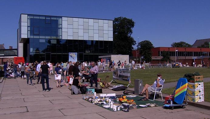 Opnieuw rommelmarkt in Turnhout