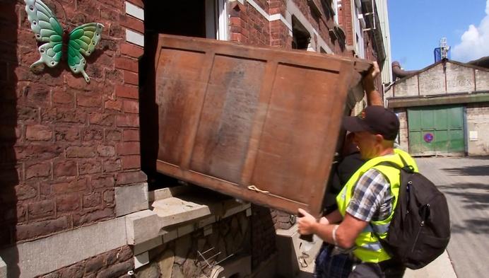 """Peter Boonen is vrijwilliger in rampgebied: """"Niet over moeten nadenken"""""""