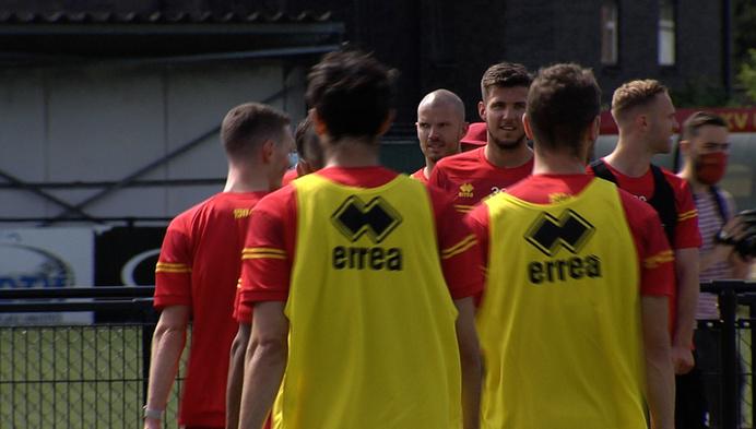 Neemt KV Mechelen morgen ook de maat van Seraing?