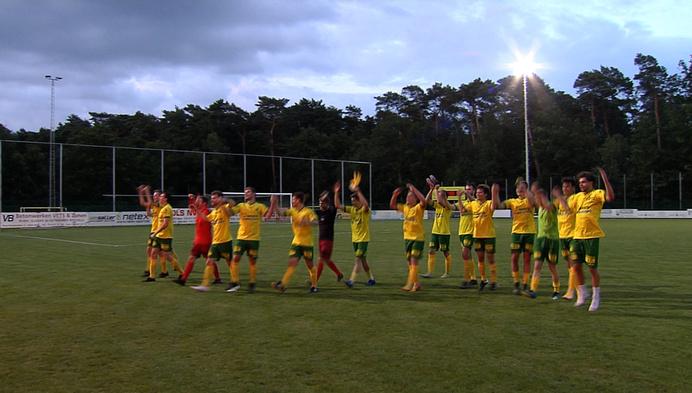 Witgoor wint makkelijk van Sint-Jozef Rijkevorsel