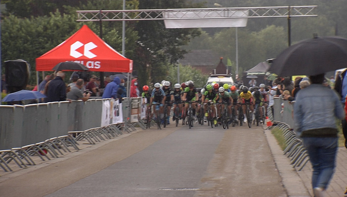 Veel enthousiasme in Antwerp Cycling Tour