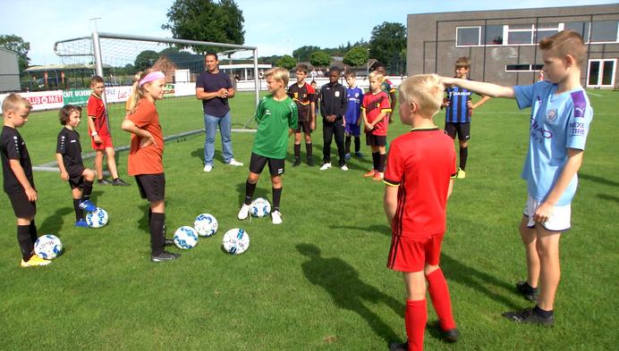 Club Brugge op zoek naar jong voetbaltalent in Retie