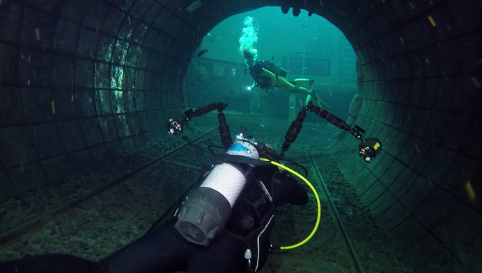 Mechelse duiker neemt deel aan WK onderwaterfotografie