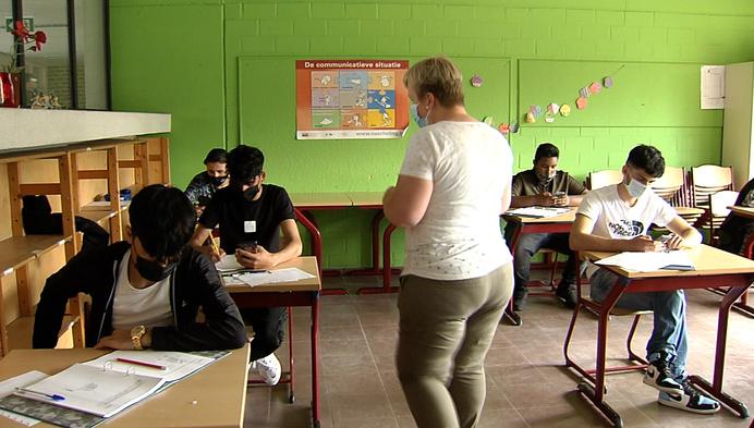 Zomerschool Lier helpt anderstalige jongeren over taaldrempel heen