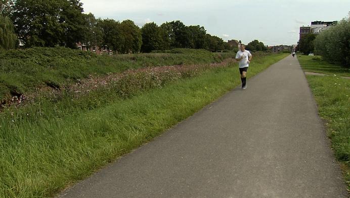 Andy loopt marathon naar Scherpenheuvel voor goed doel