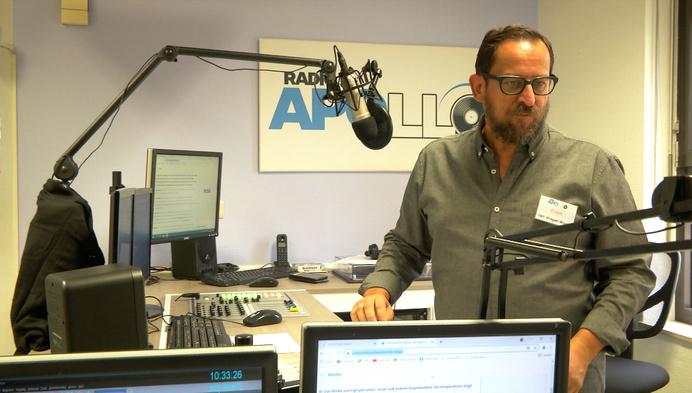 Radio Apollo heeft nieuwe stek... in rusthuis