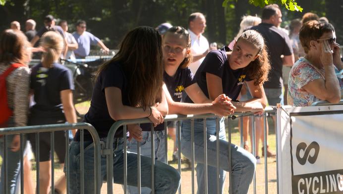 Openingswedstrijd Oxyclean cyclocross Challenge Kessel
