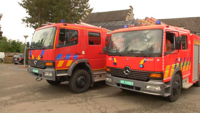 Geel schenkt brandweerwagens aan Roemeense zustergemeente