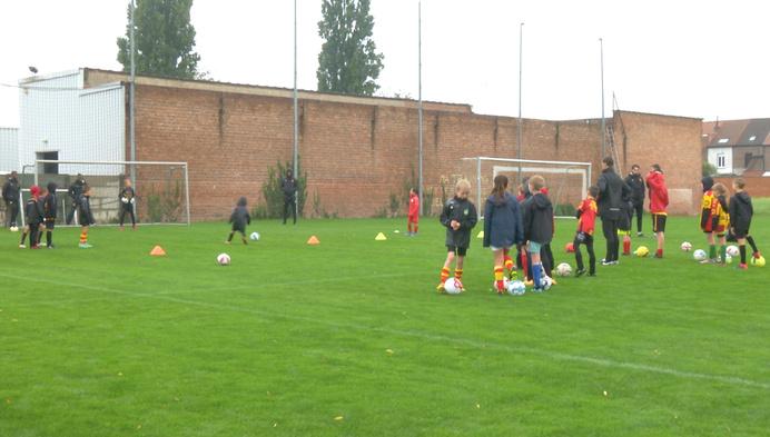 Fandag KV Mechelen groot succes ondanks regenweer