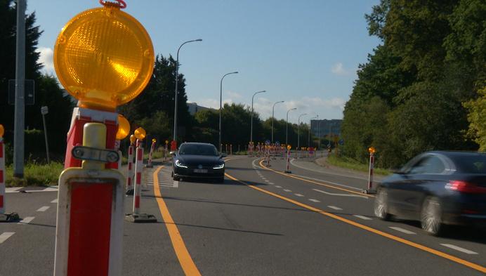 Kruispunt Heisbroekweg-Drevendaal wordt fietsveiliger