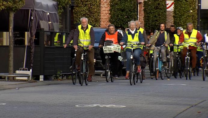 Geelse fietsersbond wil knips in de binnenstad