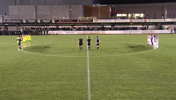 Lille United krijgt pandoering van Zwarte Leeuw