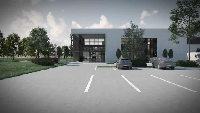SCK bouwt nieuwe hoofdingang