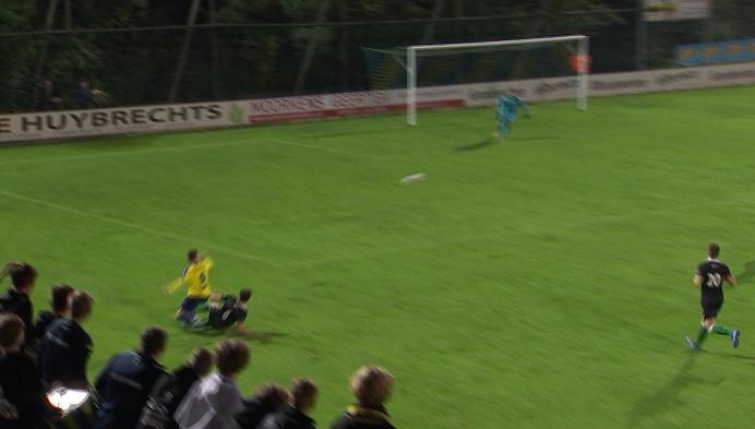Racing Mechelen wint op KFC De Kempen en staat 2de in de stand