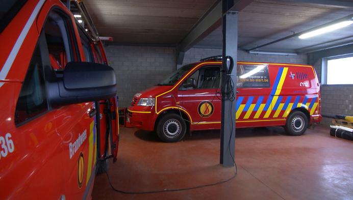 Lille krijgt eigen brandweerkazerne, kostprijs 4,4 miljoen euro