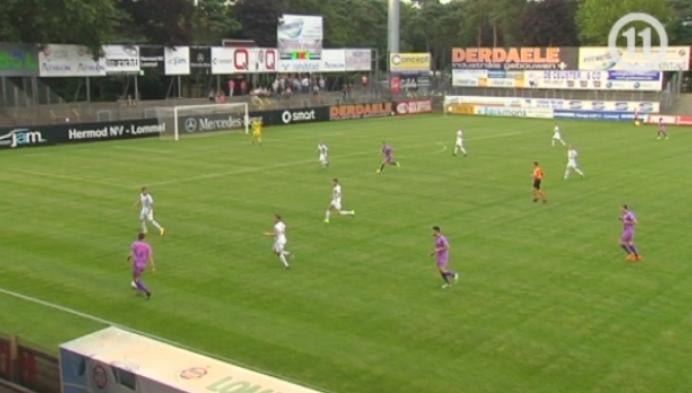 Heist verliest met 3-1 in Lommel
