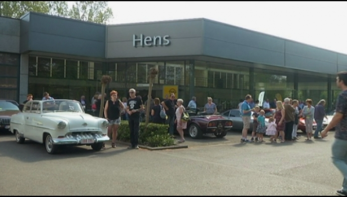 Oldies on tour @ Opel Hens