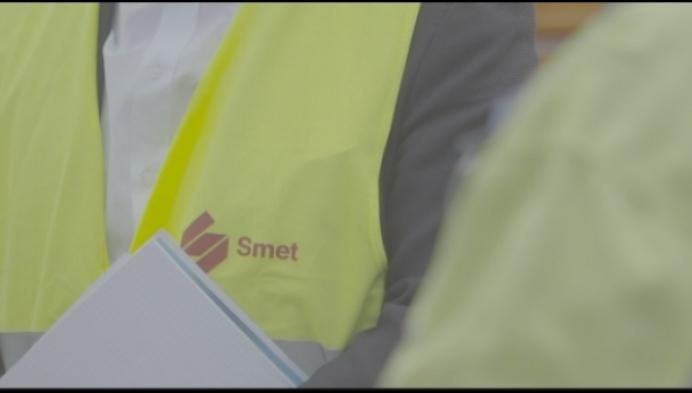 Prijs ondernemen 7: Smet Group Dessel