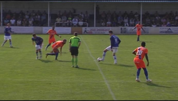 Voetbal Nijlen-Geel