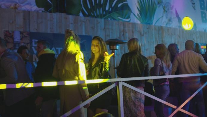 Grand Opening bij Baobab Beach Club