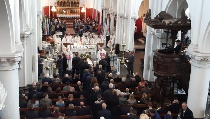 Afscheid pastoor Eric Thielemans