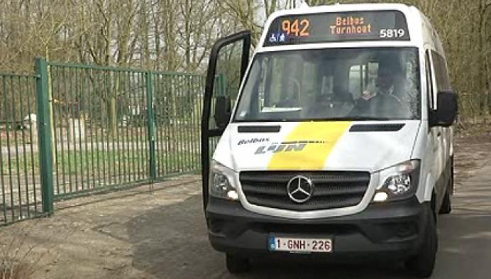 Belbus Turnhout verdwijnt, wel vervoer voor bezoekers Bobbejaanland