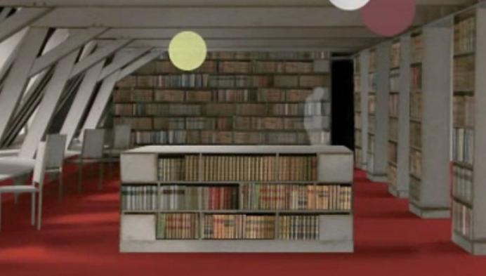 Meedenken over nieuwe bibliotheek