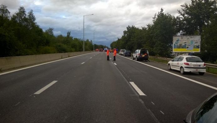 E-19 in Mechelen afgesloten